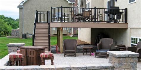 Custom Patios And Decks by Custom Deck Contractors Pa Deck Builders Lancaster County