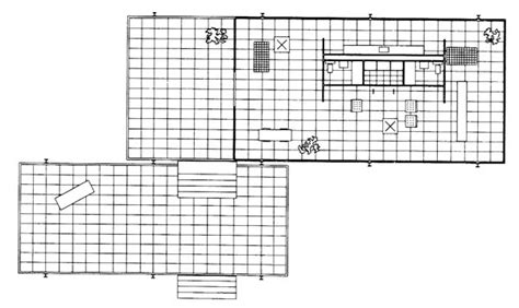 mies van der rohe farnsworth house plan meis van der rohe s farnsworth house products i love pinterest farnsworth house