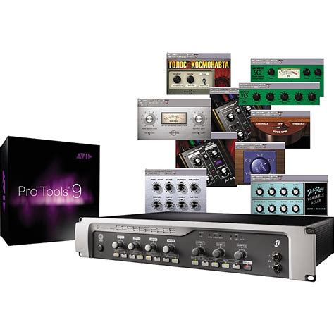 002 Rack Drivers by 003 With Pro Tools 9