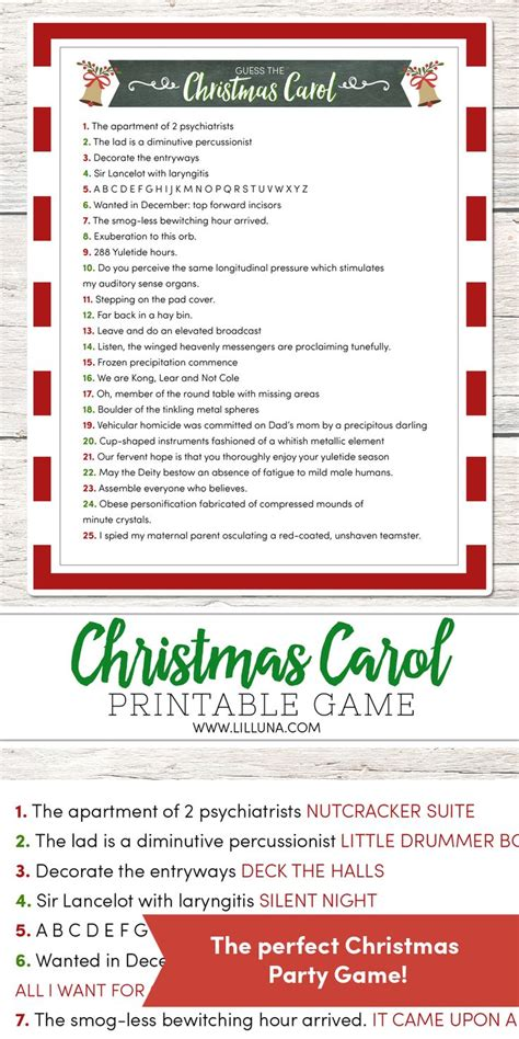 1000 ideas about christmas party games on pinterest fun