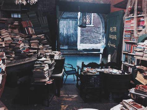 libreria alta i gatti della libreria acqua alta di venezia un gioiello