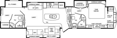 rv suites floor plan rv net open roads forum fifth wheels custom build