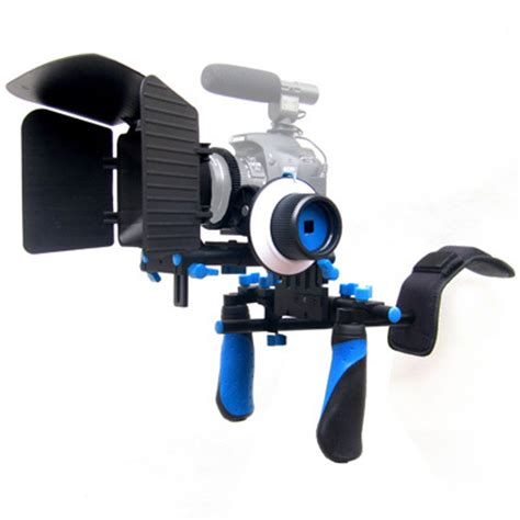 Drybox Wonderful Db 3828 follow focus small shoulder mount rl 02 blockcam49