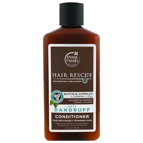 Petal Fresh Hair Rescue Anti Dandruff Shoo petal fresh hair rescue thickening treatment conditioner anti dandruff 12 fl oz 355 ml