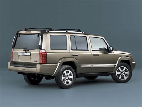 how things work cars 2007 jeep commander parking system jeep commander specs photos 2005 2006 2007 autoevolution