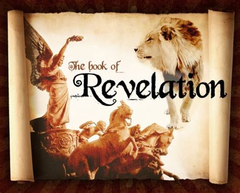 pictures of the book of revelation theology of revelation