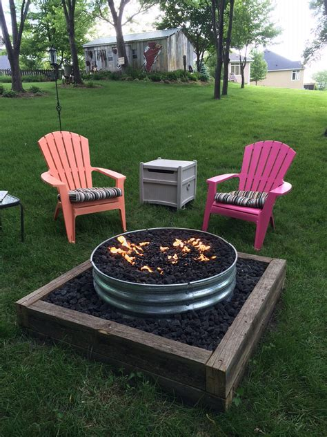 gas pit insert pit ring insert for comfort vacation wherever you are