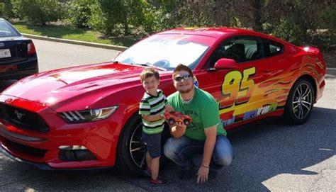 Boneka Mobil Cars Mcquee Termurah modifikasi mobil demi anak ayah bikin lightning mcqueen jadi nyata otomotif 187 harian jogja