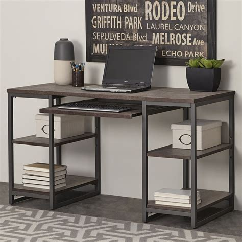 home styles barnside metro computer desk reviews wayfair