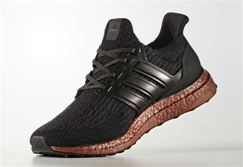 Bronze Boost Midsoles to Debut on the adidas Ultra Boost 3