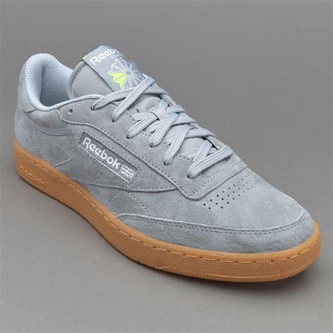 Sepatu Basket Merk Reebok sepatu sneakers reebok club c 85 indoor baseball grey
