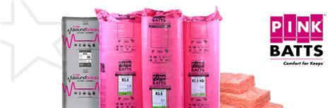 pink batts vs earthwool glasswool pricewise insulation nz