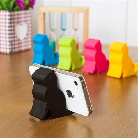 cute cell phone holder for desk 13 cute desk accessories that make it fun to organize