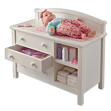 Baby Doll Changing Tables Doll Changing Table Woodworking Plan From Wood Magazine
