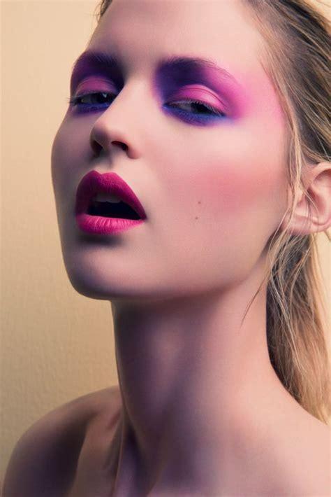 makeup beauty jeff tse captures bright summer makeup