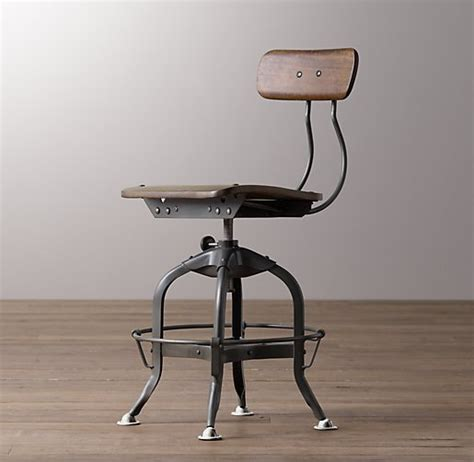 Toledo Chair by Mini Vintage Toledo Chair Steel