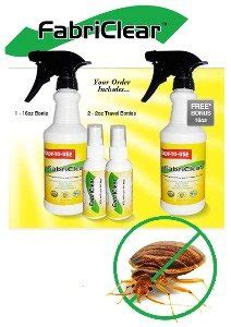 fabriclear bed bug fabriclear bed bug spray as seen on tv
