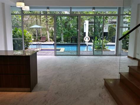 cluster bungalow singapore d19 punggol 4br cluster bungalow house at whiteshores for