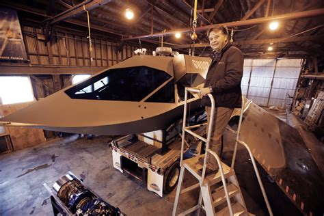 sw ghost boat kittery me entrepreneur builds a sleek ship but will