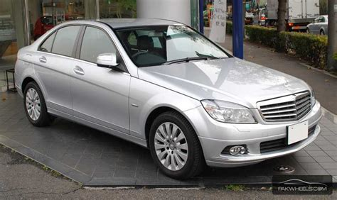 mercedes c class c200 cdi 2007 for sale in islamabad