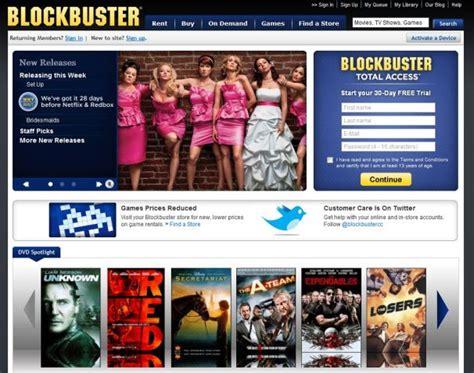 blockbuster at home plans blockbuster plans september surprise for netflix techhive