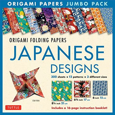 high quality origami paper save 32 origami folding papers jumbo pack japanese