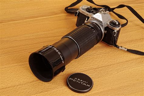 Kamera Pentax K200 pentax k 200mm f4 0 lens club pentaxians