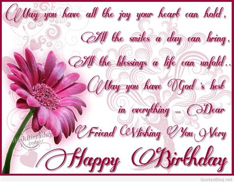 happy day to a friend happy birthday wishes for a friend quotes