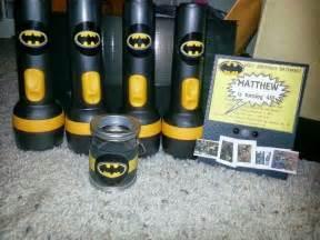 Batman Favor Ideas by Batman Birthday Favors Birthday Ideas