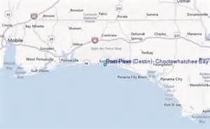 east pass destin choctawhatchee bay florida tide