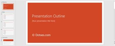 powerpoint presentation outline template presentation outline template 19 formats for ppt word