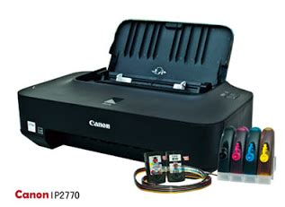 Tinta Refil Printer Canon Ip 2770 solutions error canon ip2770 free aplication