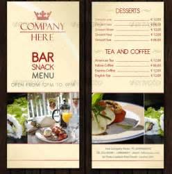 restaurant menu psd template 23 creative restaurant menu templates psd indesign