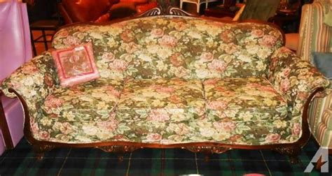 floral couches for sale antique upholstered floral sofa couch for sale in