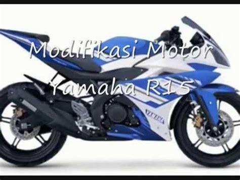 Alarm Motor Yamaha R15 modifikasi motor yamaha r15
