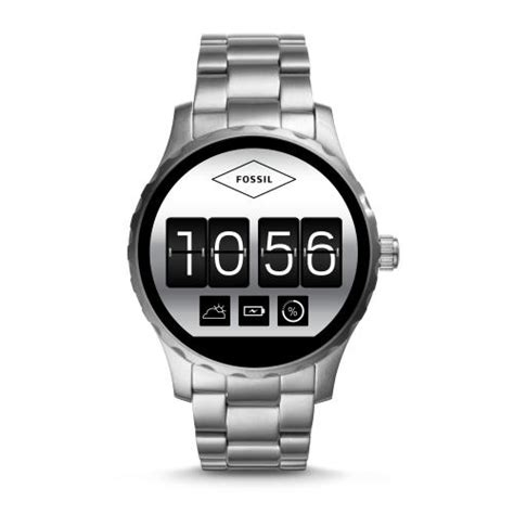 Fossil Qmarshall for fossil ftw2109 2016 q marshal