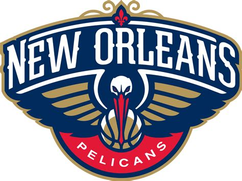 Mba Meaning Basketball by File New Orleans Pelicans Logo Svg
