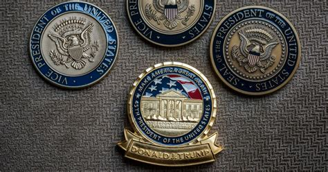 president challenge coin gives presidential challenge coin a makeover and it
