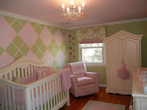 pink and green baby room ba girl nursery paint ideas myideasbedroom com