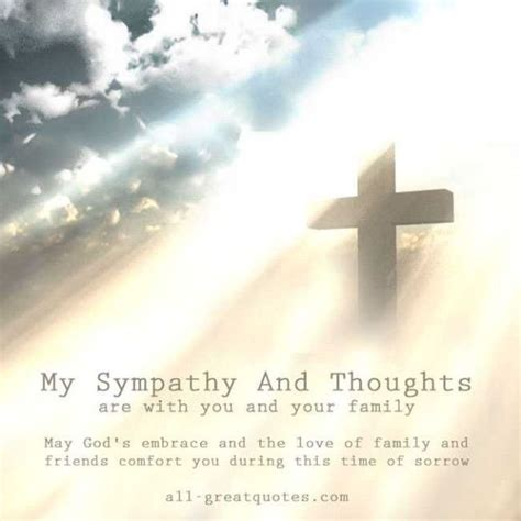 deepest sympathy words of comfort condolence cards my sympathy and thoughts are with you