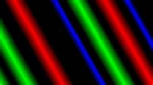 neon color multi color neon background free stock photo