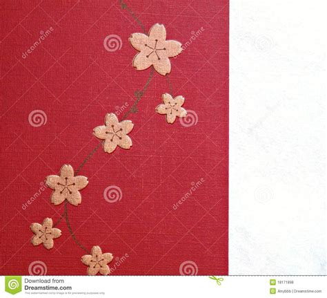 new year lucky flower pink new year lucky flower paper pattern royalty