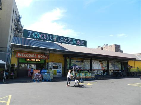 Bronx Food St Office by Food Bazaar Supermarket Supermarkets 535 E 170th St