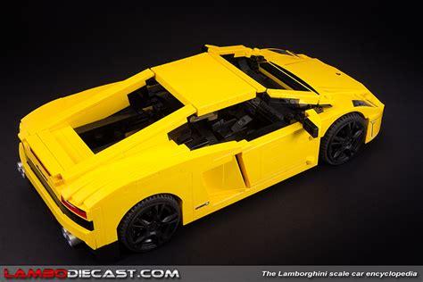 Lamborghini Gallardo Lego The 1 18 Lamborghini Gallardo Lp560 4 From Lego A Review