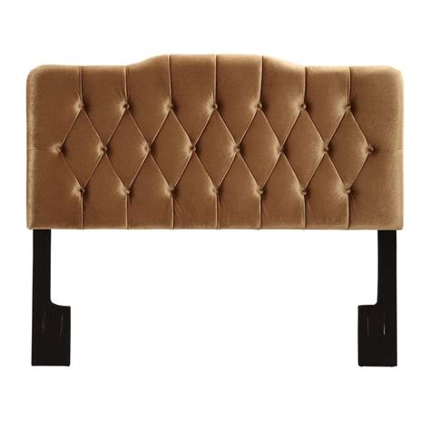 upholstered headboard shapes pri king velvet upholstered soft shape headboard in bronze