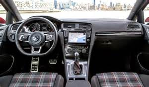 Mk7 Gti Interior 2015 Volkswagen Golf Gti Us Concept Sport Car Design