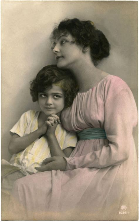 Free Vintage Mother S Day Images The Graphics Fairy