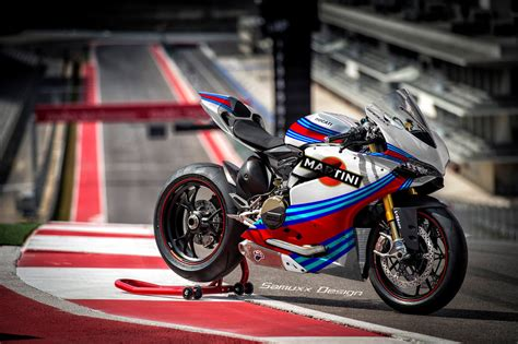 martini livery motorcycle ducati 1199 panigale martini racing by samuxx motos