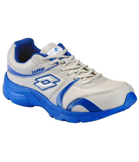 lotto shoes for lotto gray blue sport shoes price in india buy lotto