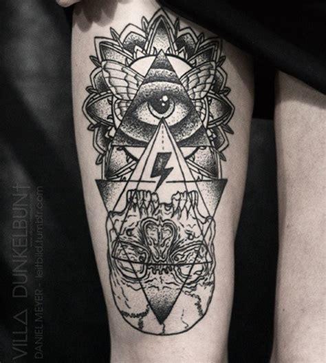 Brain Pattern Znaczenie | tatuajes illuminati el ojo que todo lo ve